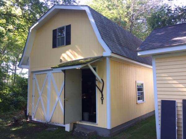 Drakes Island Garage Remodel