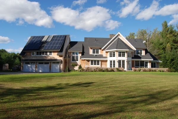 Green Living New Construction in Kennebunkport